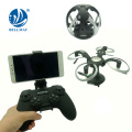 Newest 2.4GHz Portable Folding Mini Remote Control Selfie Drone with Wifi Camera