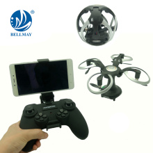 Terbaru 2.4GHz Portable Folding Mini Remote Control Selfie Drone dengan Camera Wifi