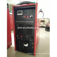 CUT-250 aire portátil máquina de corte de plasma con la antorcha enfriada por agua y el tanque de agua