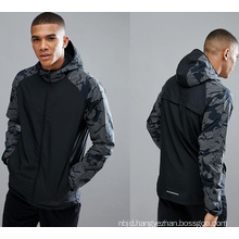 Flash Reflective Jacket in Black