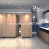 AOGAO hpl panel use bathroom toilet partitions
