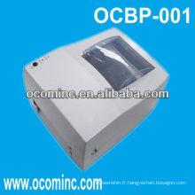 OCBP-001 Bureau Transfert Thermique petite BarcodeLabel Imprimante