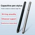 Stylet à pointe de stylo en tissu conducteur