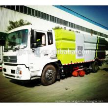 4X2 12CBM Dongfeng barrendero de camino / barrendero de calle / barrendero de carretera / barrendero de vacío camión / barredora / barrendero RHD camión