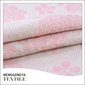 China custom Designer soft fashionable cotton polyester fabric