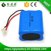 OEM 2400 mah battery 7.4 volt battery nimh aa batteries For Vacuum Cleaner