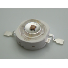 LED de 120 degrés 660nm 1W