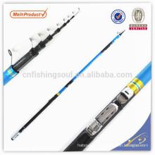BOLOR006 fait en chine fournisseur vente chaude chine produits de la pêche poisson canne à pêche meilleure tige bolognaise