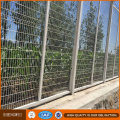 3D Curved Wire Mesh Fence Anping Garden Fence
