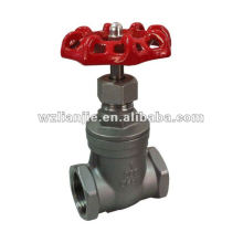 DN25 Stainless Steel Steam Gate Valve 200WOG