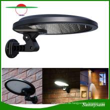 Super Helle 56LED Solar Garten Lampe PIR Bewegungsmelder Wandleuchte Hohe Lumen Outdoor Solar Licht