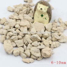 Maifanite / Maifan stone ajustam a qualidade da água