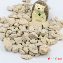La piedra Maifanite / Maifan ajusta la calidad del agua