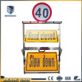 road safety wifi programmable led message board