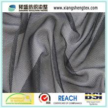 2X2 FDY tecido de malha de ilhó