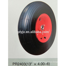 "pneumatic wheels 13""X4.00-6"