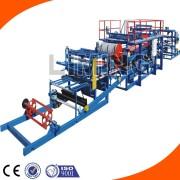 Hot selling eps foam coating machine