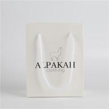 Personalisierte kleine Papiertüten in jeder Größe Stile