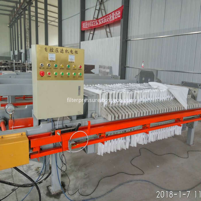 Auto Hydraulic Filter Press