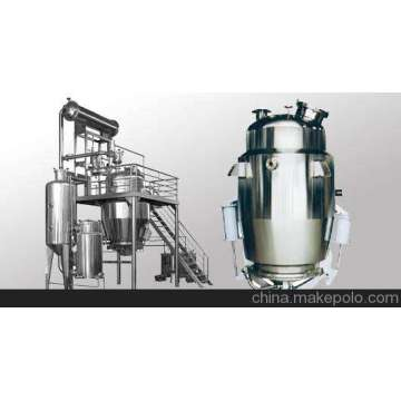 Multifunctional extracting tank