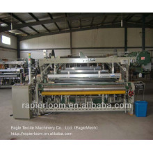 automatic terry towel rapier loom weaving machine