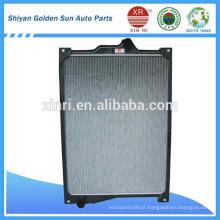 TU131ZE-1301010 Radiador de alumínio do caminhão para Dongfeng Liuzhou Balong