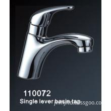 single cold faucet