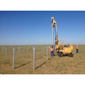 Company used machine auger crane pile driver