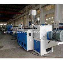 16-63mm Kunststoff PVC Rohr Extruder Maschinen
