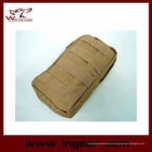 Venta caliente de airsoft Molle Ump doble revista bolsa bolso táctico combate P90
