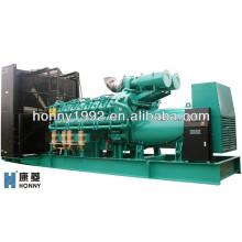 Generadores de Alta Tensión / Baja Velocidad / Gas / Diesel