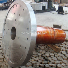 OEM Customized Flange Shaft