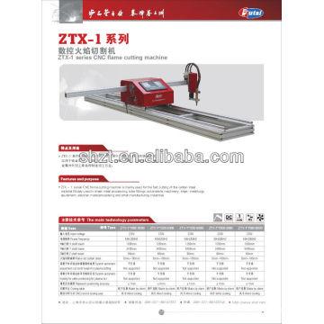 CNC plasma cutter