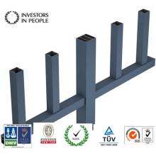 Perfil de extrusión de aluminio / aluminio de la decoración