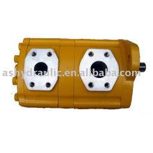 Tandem gear pump 23B-60-11120