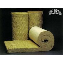Heat Insulation Rockwool Blanket / Board / Pipe For Mining Industry