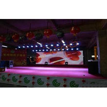 P9.37 Rental LED Screen Electronic Signs , High resolution