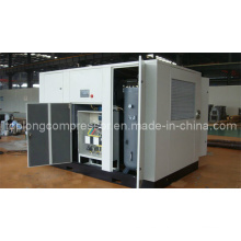 Compresor de aire con desplazamiento directo de tornillo rotativo (Xl-350A 250kw)