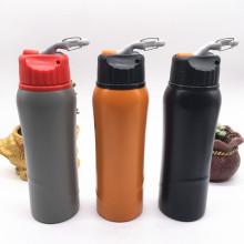 Doppelte Wand-Edelstahl-Vakuum-Sport-Wasser-Flasche