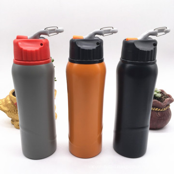 Double Wall Stainless Steel Vacuum Sports Water Bottle