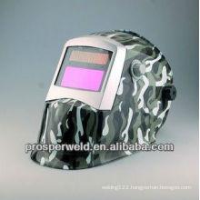 New WELDING HELMET AUTO DARKENING MIG TIG ARC mask hood w/ 4 sensors GCF