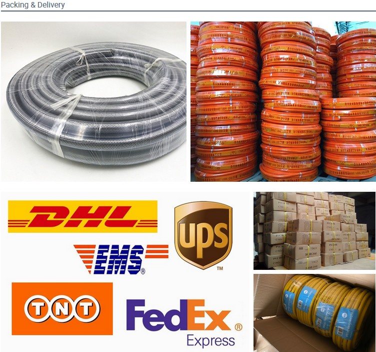 pvc hose packing