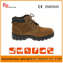 Ladies Safety Shoes with Heels Female Work Safety Boots
