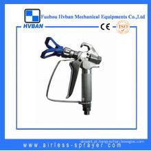 Pistola de pulverização de alumínio e cobre com CE