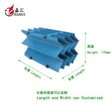 Éliminateur de dérive de traitement de l'eau de PVC pp