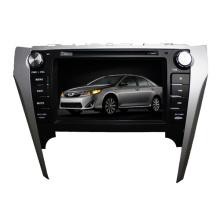 2DIN автомобильный DVD-плеер, пригодный для Toyota Camry 2012-2014 годы Азии Verision радио Bluetooth стерео телевизор GPS навигационной системы