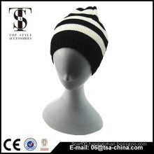 100% acrylic men winter hats fashion