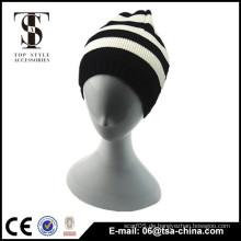 100% Acryl Männer Winter Hüte Mode