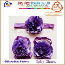 Venta al por mayor infantil de la venda del bebé verano $ 1 fabricante de los zapatos del dólar
