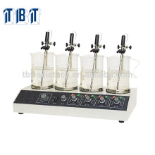 T-BOTA HJ-6A Multi unit Thermostatic Magnetic Hotplate Stirrer/Electric Stirrer